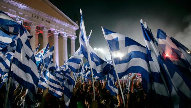 ΣΟΚ - Η Νέα Τάξη Πραγμάτων Νίκησε την Ελλάδα... Αυτό που Συμβαίνει είναι Μόνο η Αρχή